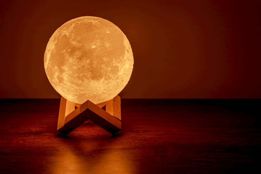 lampes lune