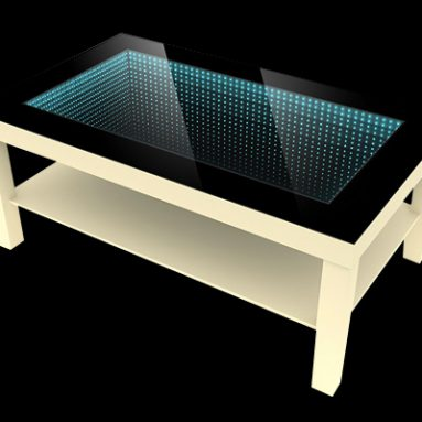 Table Basse moderne en verre